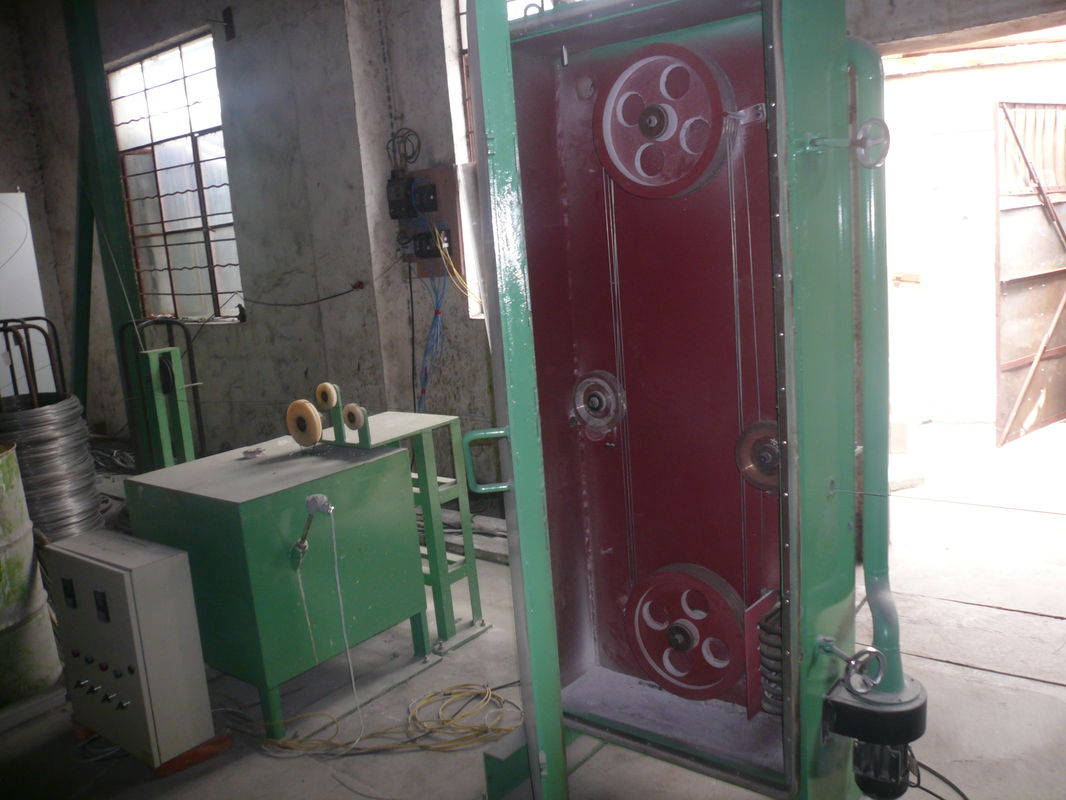 Durable Straight Wire Drawing Machine Parts With Hot Water Tank